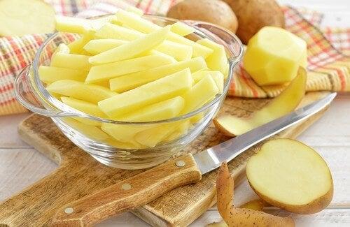 ジャガイモの健康効果