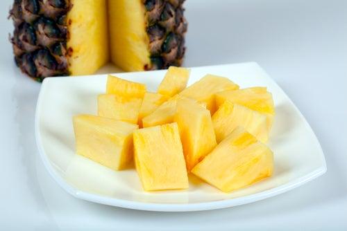 パイナップルを使ったレシピ