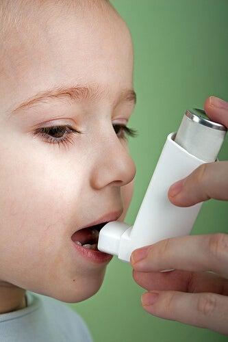 喘息に効く自然療法