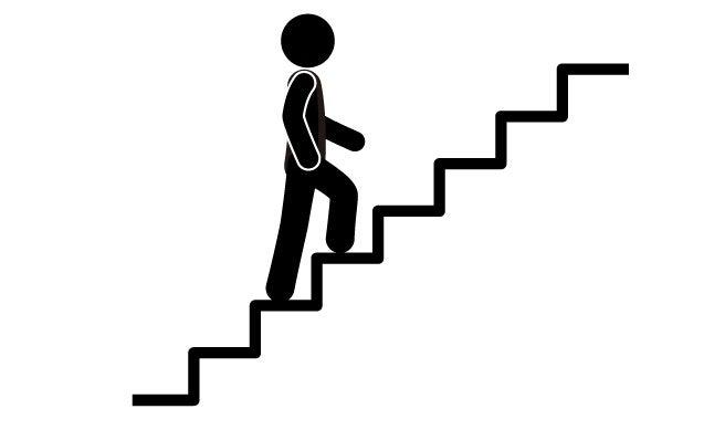 階段上りの効果