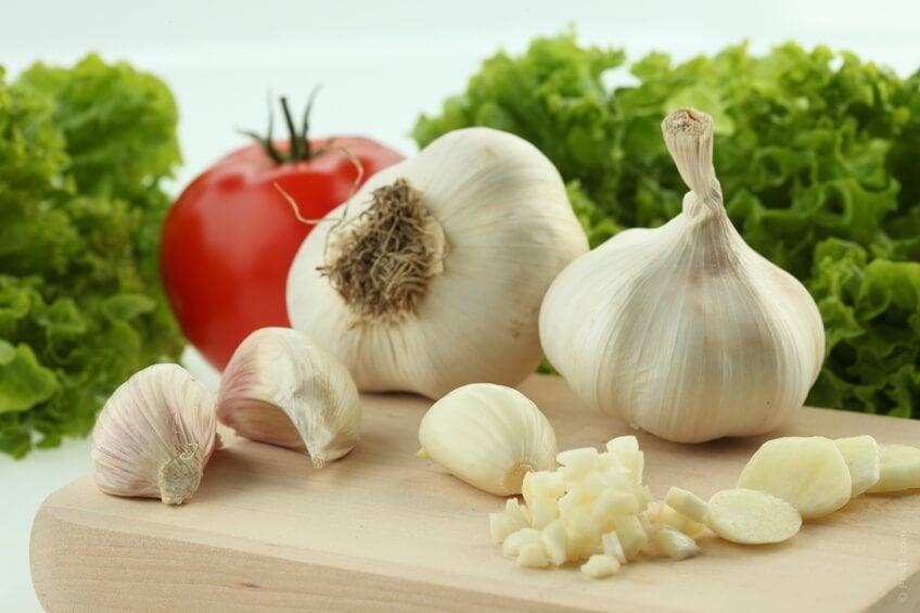 Garlic-consumption