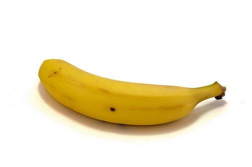 バナナでイボを取り除く