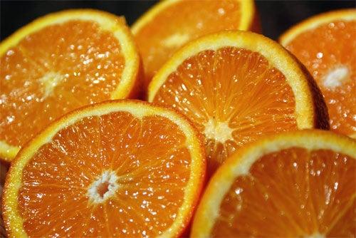 オレンジジュースのフラボノイド