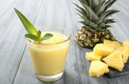 がんと闘うパイナップル酵素