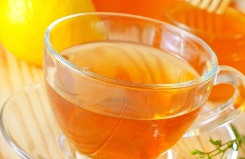 減量に役立つ白茶