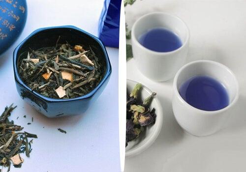 自然にやせる青茶ダイエット