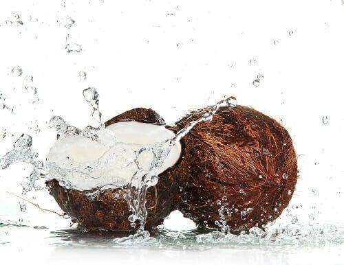 食用ココナツ油