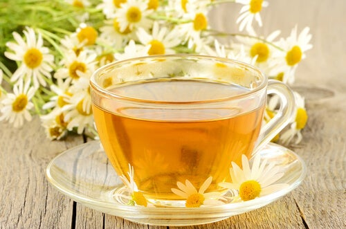 カモミール茶