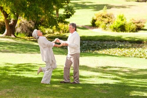 心身の健康効果のあるダンス