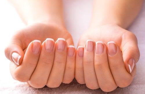爪をもっとキレイにする秘訣
