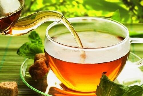 消化を助ける3つの素晴らしいお茶