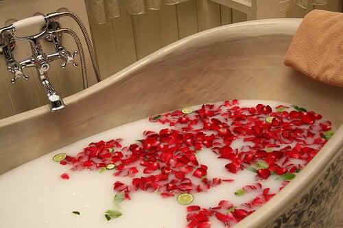 お風呂でストレス解消