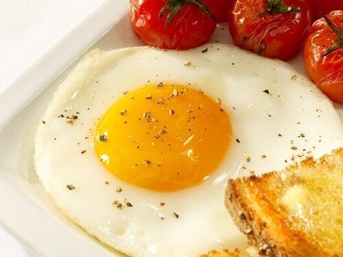 脳に栄養を与える5つの朝食