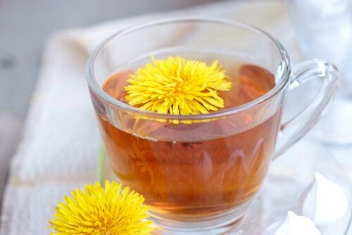肝臓を浄化するお茶