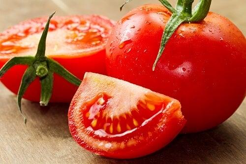 アンチエイジングのためのトマト