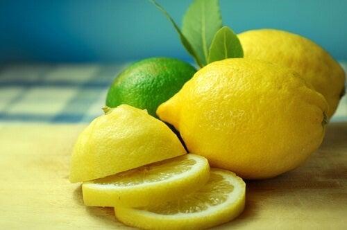 レモンの特性
