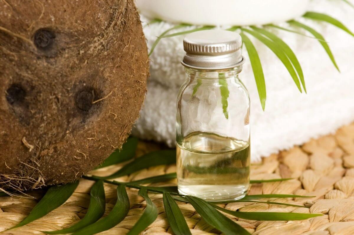 2-ココナッツ油