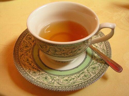 ローズマリー茶