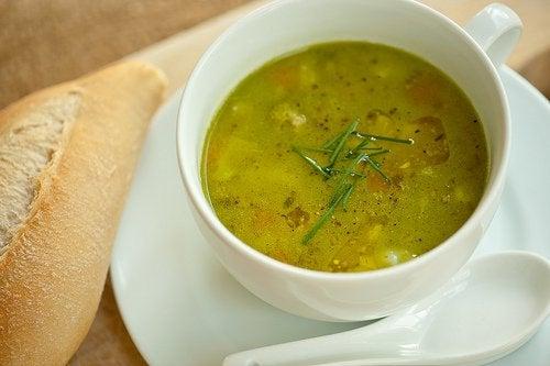 サミュエルガーデンスープ