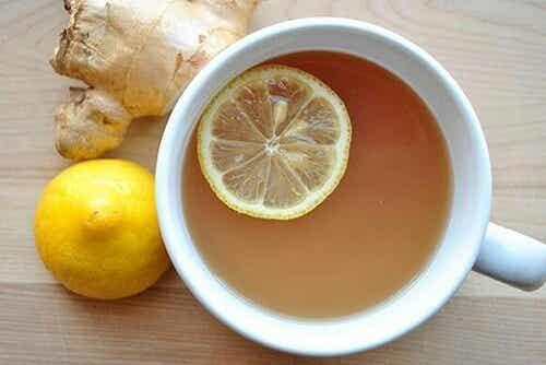 レモンと生姜で痩せる5つの方法