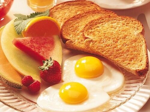 良質な朝食で寿命が5年延びる