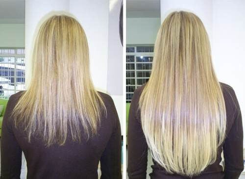 髪を早く艶やかに伸ばす、自家製トリートメントの作り方