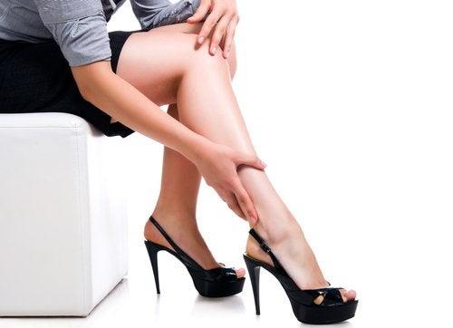 足の血管‐静脈瘤