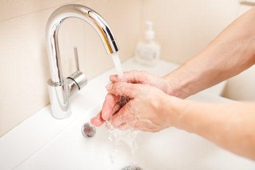 乾癬の時は水道水に気を付ける
