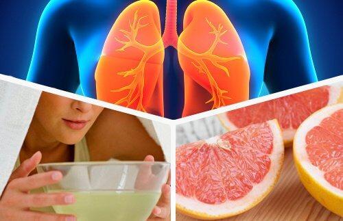 肺をきれいにする肺デトックスダイエット