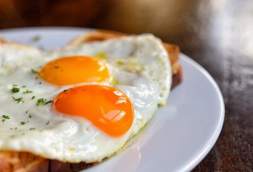 卵の調理方法