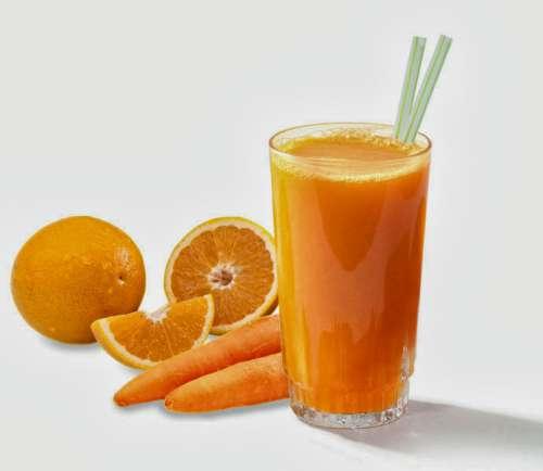 にんじんオレンジジュース