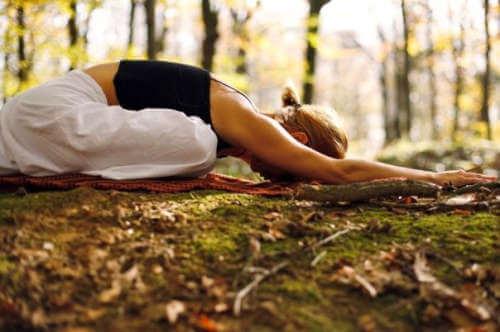 ヨガ瞑想1
