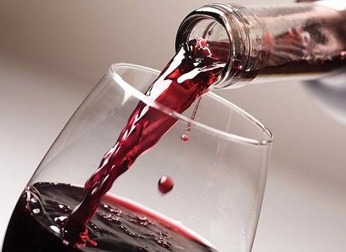 自然療法.ワイン