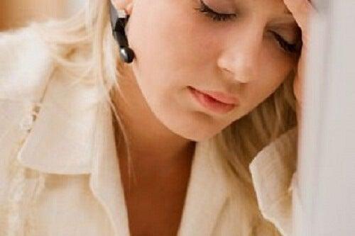 精神的疲労を緩和する5つの方法