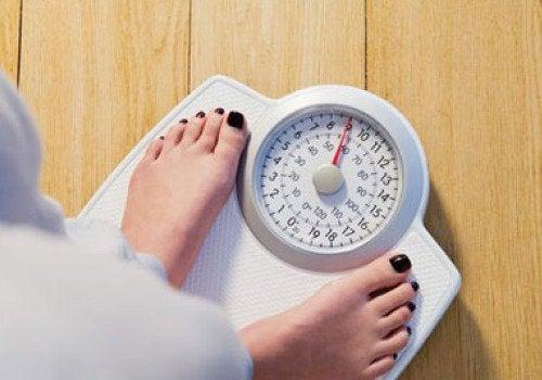 5-体重を減らす