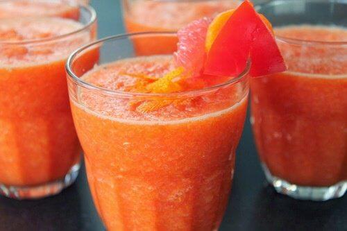 痩せる!食後のグレープフルーツジュース
