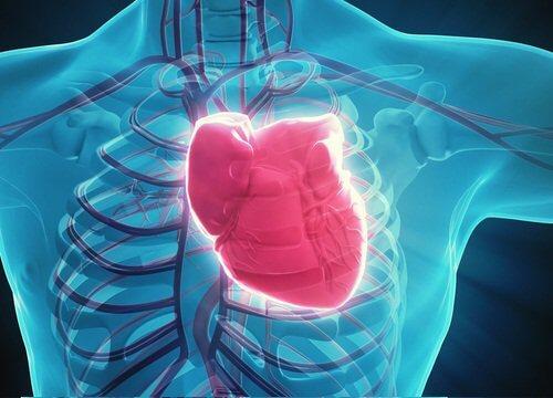 冠状動脈不全と関連する健康リスク