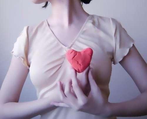女性の心雑音