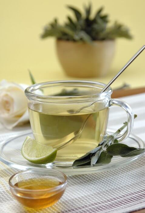 3-セージ茶