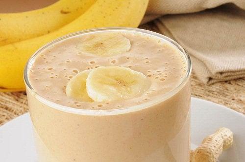 3-バナナスムージー