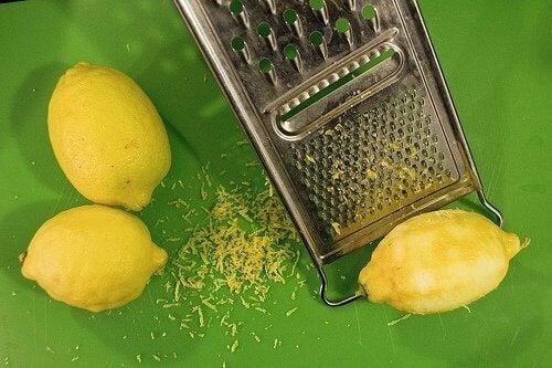 3-レモンの皮