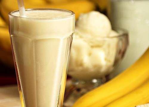 4-バナナミルクセーキ