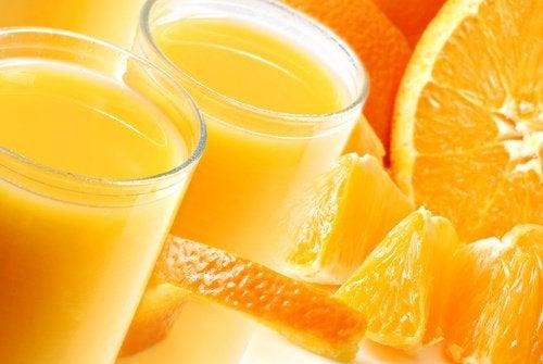 体に良い5つの果物の成分とその効果