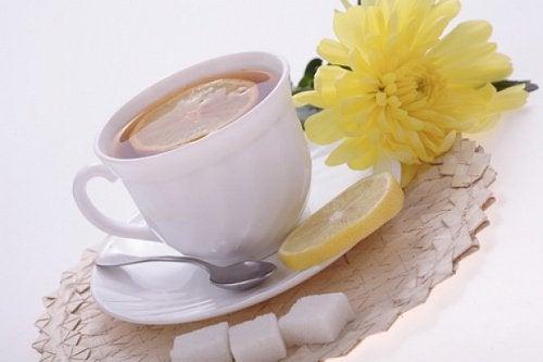 レモンピール茶の驚くべき健康効果