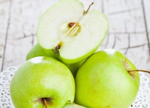 不眠症.青リンゴ