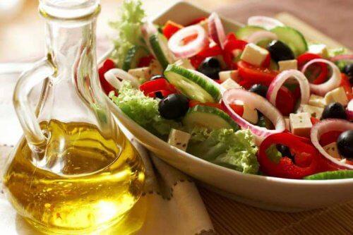 地中海の食事