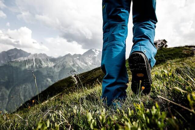 散歩とハイキング
