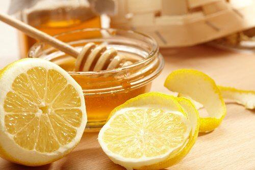 肝臓と腎臓.レモン