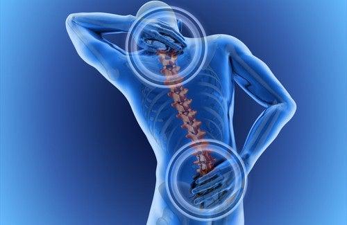 背中が痛むのはなぜ?