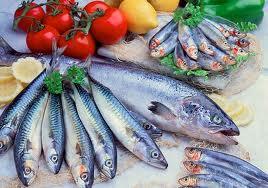 脂ののった魚